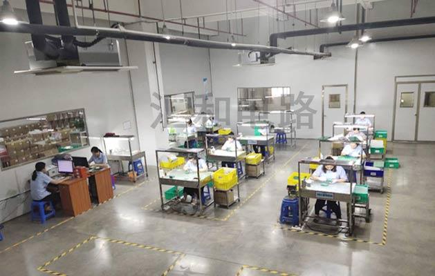 Huihe Circuits professional PCB circuit board circuit board manufacturer—FQC