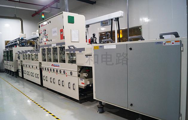 3-Huihe Circuits Professional PCB Circuit Board Circuit Board Manufacturer Outer Circuit Development Machine