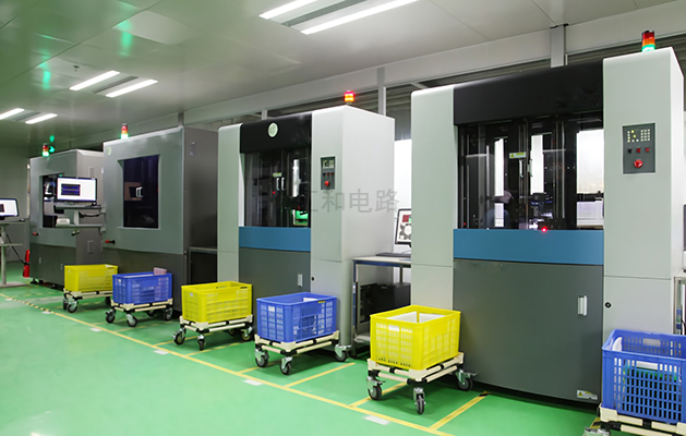 3-Huihe Circuit Flying Probe Machine-PCB Proofing Manufacturer