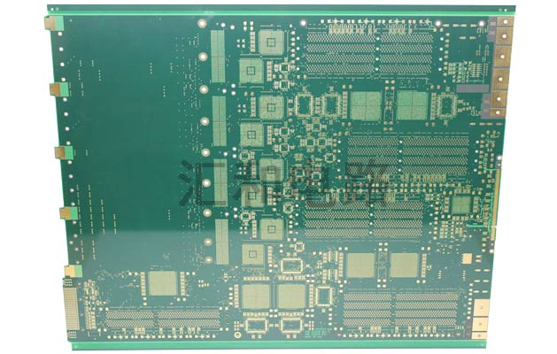 501-Huihe Circuit 28-layer fine-line immersion gold PCB circuit board