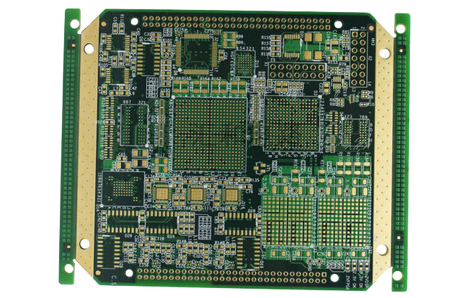 503-Huihe Circuits professional PCB circuit board circuit board manufacturer 16-layer high Tg immersion gold PCB circuit board