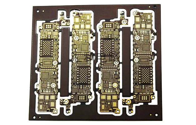 503-Huihe Circuits professional PCB circuit board circuit board manufacturer 8 layers blind buried vias immersion gold PCB circuit board