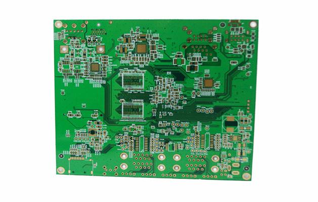504-Huihe Circuits professional PCB circuit board circuit board manufacturer 6-layer resin plug hole PCB circuit board