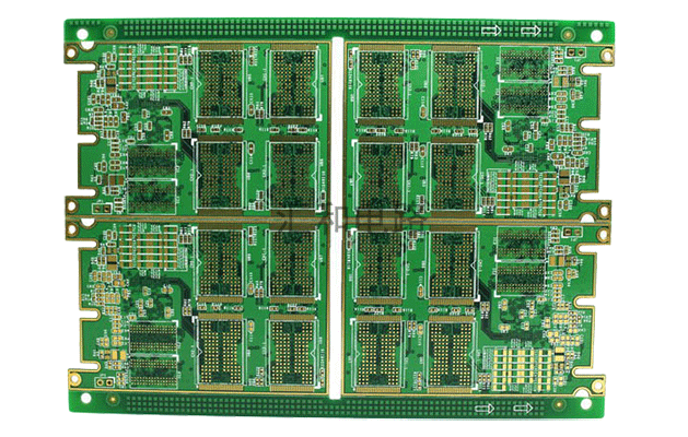 505-Huihe Circuits professional PCB circuit board circuit board manufacturer 8-layer high Tg impedance fine circuit PCB circuit board