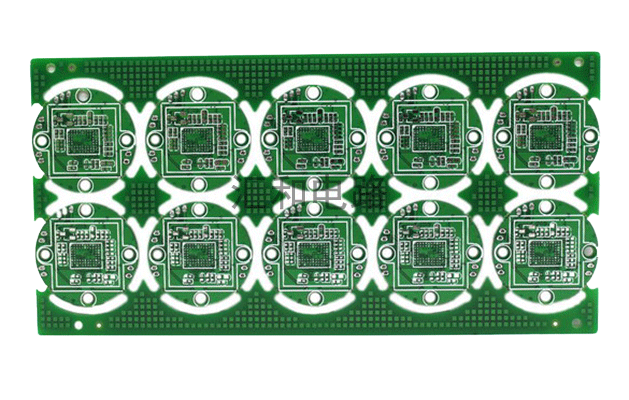 507-Huihe Circuits professional PCB circuit board circuit board manufacturer 4-layer impedance control spray tin PCB circuit board