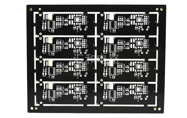 508-Huihe Circuits, a professional PCB circuit board manufacturer, 2-layer thick copper tin-immersed PCB circuit board