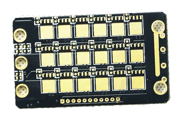 508-Huihe Circuits professional PCB circuit board circuit board manufacturer 6-layer thick copper immersion gold PCB circuit board (2)