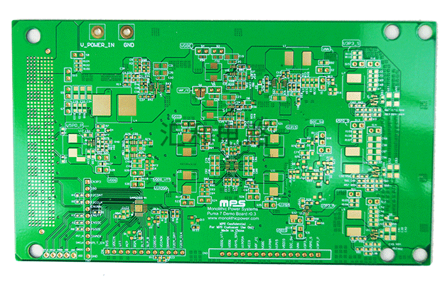 508-Huihe Circuits professional PCB circuit board circuit board manufacturer 6-layer thick copper immersion gold PCB circuit board