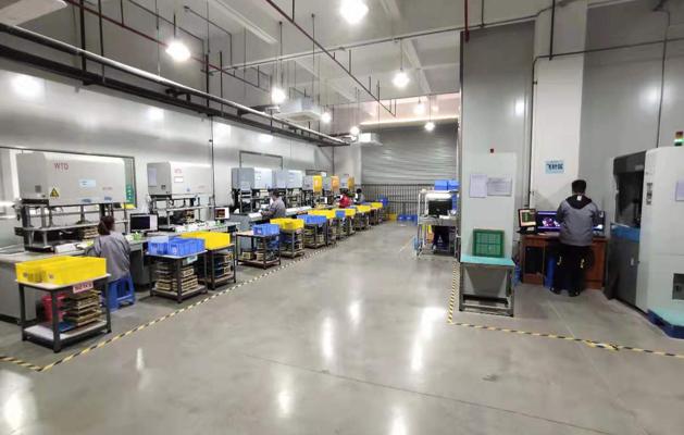 PCB circuit board circuit board production and processing manufacturer Huihe circuit PCB circuit board testing machine