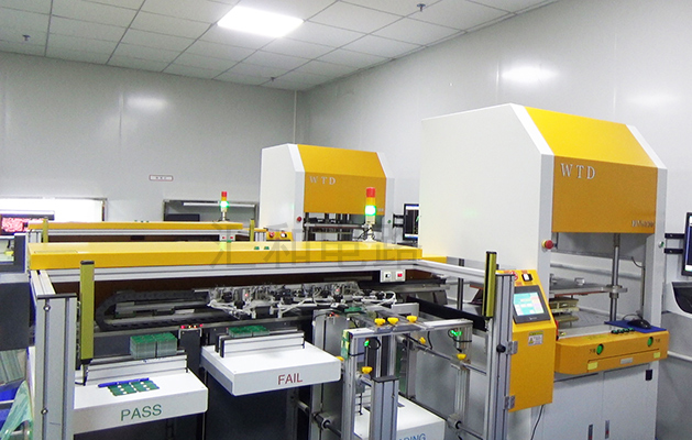 PCB circuit board circuit board production and processing manufacturer Huihe circuit PCB circuit board automatic testing machine