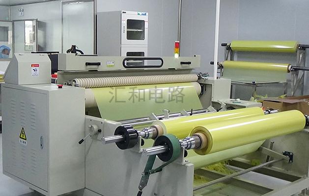 PCB circuit board circuit board production and processing manufacturer Huihe circuit PCB circuit board PP cutting machine